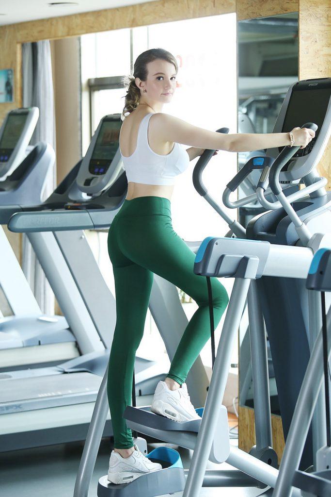 Exercise with EllipticalHub