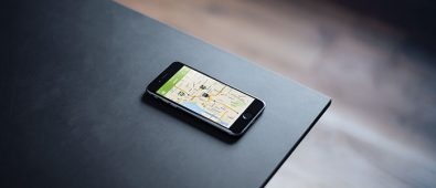 GPS tracking system in our mobile devices