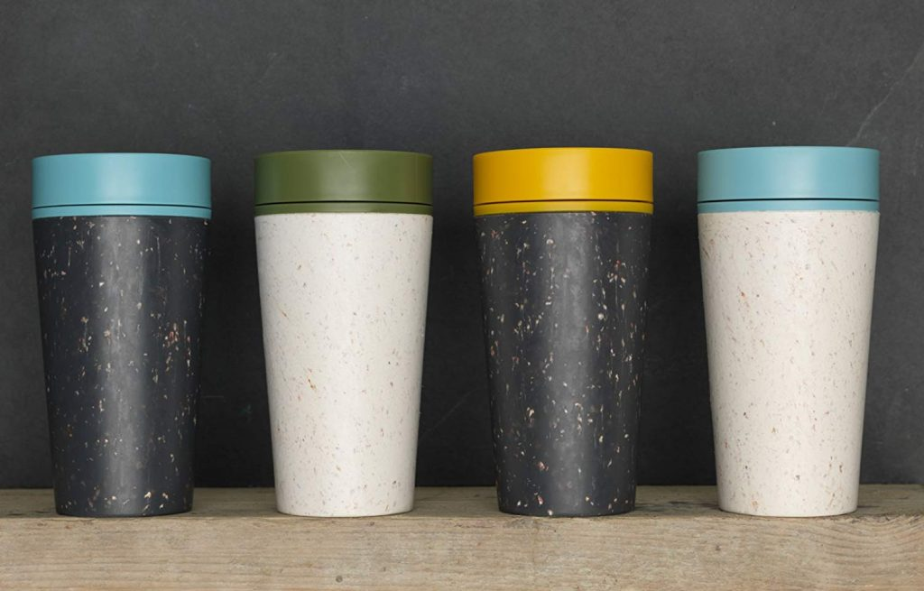 Keep Your Coffee Hot With Reusable Cups