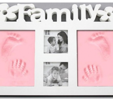 Inkless Baby Footprint Kit Has Everything Positive For Your Kid