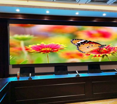led video wall in singapore