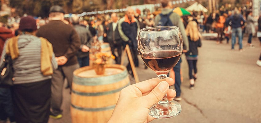 biggest wine festival in Australia