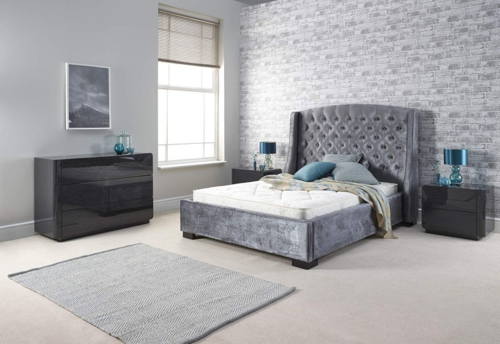 B2C Furniture's King Size Bed Frames