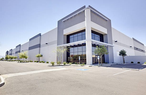 Excellent Industrial Building with Superior Design and Quality