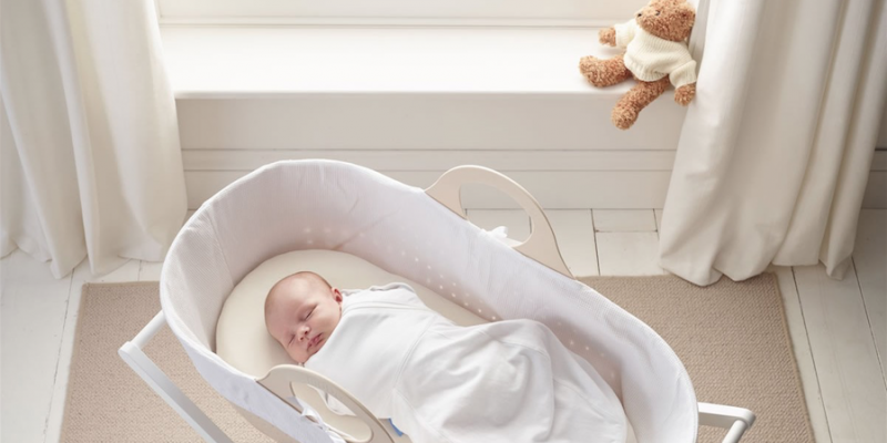 Why one need to choose the Moses basket?
