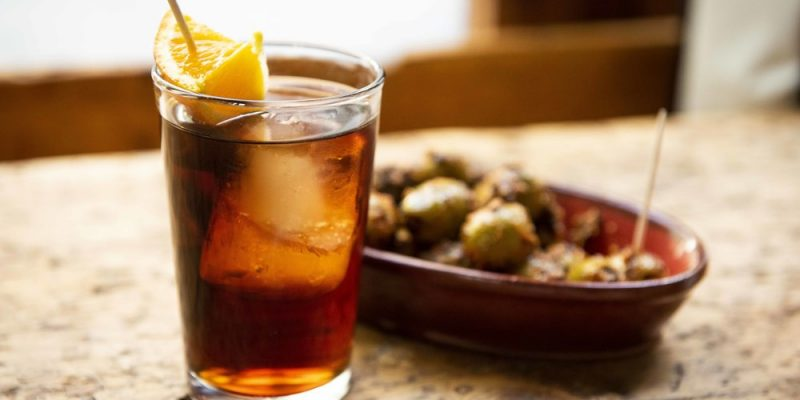 Delicious Vermouth from the Story of Dante's Inferno