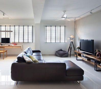 hdb study room design