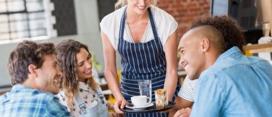 Hire experienced party workers to help with the housework